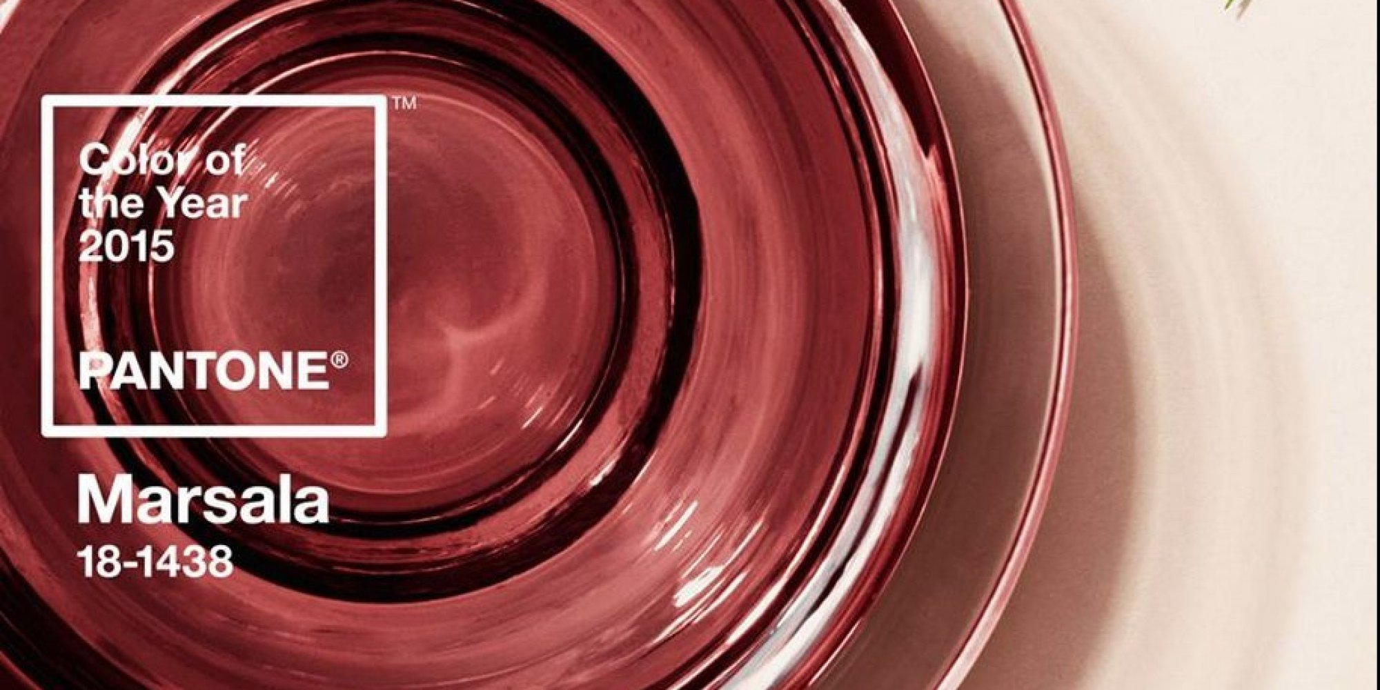 2015 Pantone Color of the Year: Marsala | iwork3 | alex chong
